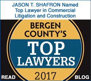 Bergen County Magazine Top Lawyers 2017
